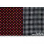 """Ткань для пэчворк (60x110см) 30991-30 из коллекции """"Modern Quilt"""" """"Lecien"""" (Япония)"""