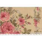 """Ткань для пэчворк 31019-10 из коллекции """"Antique rose"""" """"Lecien"""" (Япония)"""