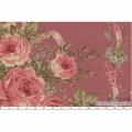 """Ткань для пэчворк (60x110см) 31019-20 из коллекции """"Antique rose"""" """"Lecien"""" (Япония)"""