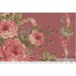 """Ткань для пэчворк 31019-20 из коллекции """"Antique rose"""" """"Lecien"""" (Япония)"""