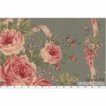 """Ткань для пэчворк 31019-70 из коллекции """"Antique rose"""" """"Lecien"""" (Япония)"""