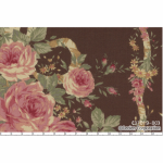 """Ткань для пэчворк (60x110см) 31019-80 из коллекции """"Antique rose"""" """"Lecien"""" (Япония)"""