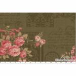 """Ткань для пэчворк (60x110см) 31020-60 из коллекции """"Antique rose"""" """"Lecien"""" (Япония)"""
