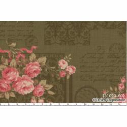 """Ткань для пэчворк 31020-60 из коллекции """"Antique rose"""" """"Lecien"""" (Япония)"""