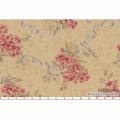 """Ткань для пэчворк (50x55см) 31021-10 из коллекции """"Antique rose"""" """"Lecien"""" (Япония)"""