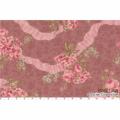 """Ткань для пэчворк (50x55см) 31021-20 из коллекции """"Antique rose"""" """"Lecien"""" (Япония)"""