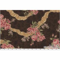 """Ткань для пэчворк 31021-80 из коллекции """"Antique rose"""" """"Lecien"""" (Япония)"""