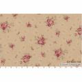 """Ткань для пэчворк (50x55см) 31022-10 из коллекции """"Antique rose"""" """"Lecien"""" (Япония)"""