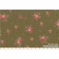"""Ткань для пэчворк (50x55см) 31022-60 из коллекции """"Antique rose"""" """"Lecien"""" (Япония)"""