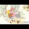 """Ткань для пэчворк (60x110см) 31035-10 из коллекции """"Petite Marianne"""" """"Lecien"""" (Япония)"""