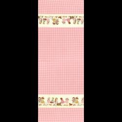 """Ткань для пэчворк (60x110см) 31036-20 из коллекции """"Petite Marianne"""" """"Lecien"""" (Япония)"""