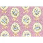 """Ткань для пэчворк (60x110см) 31054-110 из коллекции """"Rococo Sweet"""" """"Lecien"""" (Япония)"""