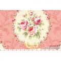 """Ткань для пэчворк (60x110см) 31054-20 из коллекции """"Rococo Sweet"""" """"Lecien"""" (Япония)"""