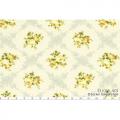 """Ткань для пэчворк (50x55см) 31055-90 из коллекции """"Rococo Sweet"""" """"Lecien"""" (Япония)"""
