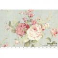 """Ткань для пэчворк (60x110см) 31070-70 из коллекции """"Durham Quilt"""" """"Lecien"""" (Япония)"""
