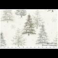 """Ткань для пэчворк (50x55см) 31087-10 из коллекции """"Mrs. Marchs winter"""" """"Lecien"""" (Япония)"""