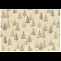 """Ткань для пэчворк (50x55см) 31087-11 из коллекции """"Mrs. Marchs winter"""" """"Lecien"""" (Япония)"""