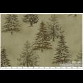 """Ткань для пэчворк (50x55см) 31087-60 из коллекции """"Mrs. Marchs winter"""" """"Lecien"""" (Япония)"""