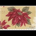 """Ткань для пэчворк (50x55см) 31088-11 из коллекции """"Mrs. Marchs winter"""" """"Lecien"""" (Япония)"""