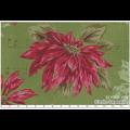 """Ткань для пэчворк (50x55см) 31088-60 из коллекции """"Mrs. Marchs winter"""" """"Lecien"""" (Япония)"""
