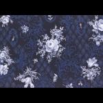 """Ткань для пэчворк (60x110см) 31099-70 из коллекции """"Milady"""" """"Lecien"""" (Япония)"""