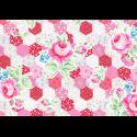 """Ткань для пэчворк (50x55см) 31128-30 из коллекции """"Flower Sugar"""" """"Lecien"""" (Япония)"""