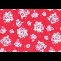 """Ткань для пэчворк (50x55см) 31129-30 из коллекции """"Flower Sugar"""" """"Lecien"""" (Япония)"""