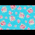 """Ткань для пэчворк (50x55см) 31129-70 из коллекции """"Flower Sugar"""" """"Lecien"""" (Япония)"""