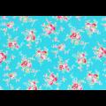 """Ткань для пэчворк (50x55см) 31130-70 из коллекции """"Flower Sugar"""" """"Lecien"""" (Япония)"""