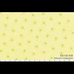 """Ткань для пэчворк (50x55см) 31132-50 из коллекции """"Flower Sugar"""" """"Lecien"""" (Япония)"""