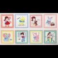 """Ткань для пэчворк (60x110см) 31133-30 из коллекции """"Old new fabric collection 30s"""" """"Lecien"""" (Япония)"""