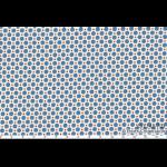 """Ткань для пэчворк (50x55см) 31142-70 из коллекции """"Retro 30's"""" """"Lecien"""" (Япония)"""