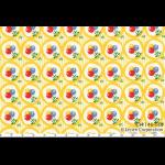 """Ткань для пэчворк (50x55см) 31146-50 из коллекции """"Retro 30's"""" """"Lecien"""" (Япония)"""