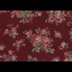 """Ткань для пэчворк 31148-30 из коллекции """"Antique rose"""" """"Lecien"""" (Япония)"""