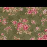 """Ткань для пэчворк (50x55см) 31148-60 из коллекции """"Antique rose"""" """"Lecien"""" (Япония)"""