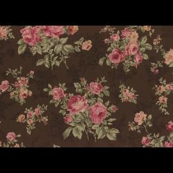 """Ткань для пэчворк 31148-80 из коллекции """"Antique rose"""" """"Lecien"""" (Япония)"""