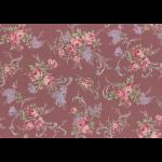 """Ткань для пэчворк (50x55см) 31149-20 из коллекции """"Antique rose"""" """"Lecien"""" (Япония)"""