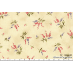 """Ткань для пэчворк (50x55см) 31175-10 из коллекции """"Mrs. Marchs in Antique"""" """"Lecien"""" (Япония)"""