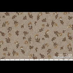 """Ткань для пэчворк (50x55см) 31176-80 из коллекции """"Mrs. Marchs in Antique"""" """"Lecien"""" (Япония)"""
