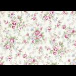 """Ткань для пэчворк (50x55см) 31265-90 из коллекции """"Princess Rose"""" """"Lecien"""" (Япония)"""