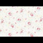 """Ткань для пэчворк (50x55см) 31266-10 из коллекции """"Princess Rose"""" """"Lecien"""" (Япония)"""