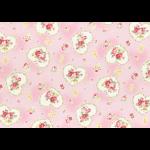 """Ткань для пэчворк (50x55см) 31266-20 из коллекции """"Princess Rose"""" """"Lecien"""" (Япония)"""