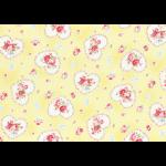 """Ткань для пэчворк (50x55см) 31266-50 из коллекции """"Princess Rose"""" """"Lecien"""" (Япония)"""