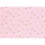 """Ткань для пэчворк (50x55см) 31267-20 из коллекции """"Princess Rose"""" """"Lecien"""" (Япония)"""