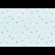 """Ткань для пэчворк (50x55см) 31267-70 из коллекции """"Princess Rose"""" """"Lecien"""" (Япония)"""
