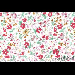 """Ткань для пэчворк 5102-10 """"Lecien""""(Япония)"""