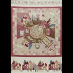 """Ткань для пэчворк (75x110см) 31350-30 из коллекции """"American Country"""" """"Lecien"""" (Япония)"""