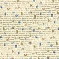 """Ткань для пэчворк (50x55см) 31351-11 из коллекции """"American Country"""" """"Lecien"""" (Япония)"""