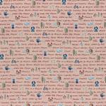 """Ткань для пэчворк (50x55см) 31351-20 из коллекции """"American Country"""" """"Lecien"""" (Япония)"""