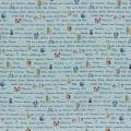 """Ткань для пэчворк (50x55см) 31351-70 из коллекции """"American Country"""" """"Lecien"""" (Япония)"""